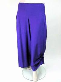 Zomerbroek purple / paars