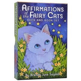 Affirmations of the Fairy Cats - Brenda June Saydak