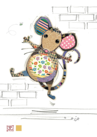 G019 Molly Mouse - BugArt