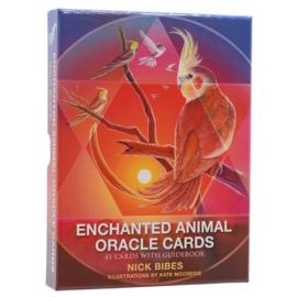 Enchanted Animal Oracle Cards - Nick Bibes
