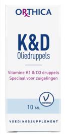 Vitamine K & D zuigeling - 10 ml