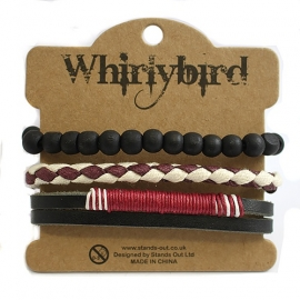 Whirly bird Armband - S115