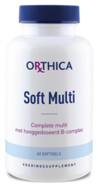 OrthicaSoft multi - 60 softgels