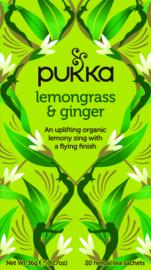 Lemongrass & Ginger - Pukka thee