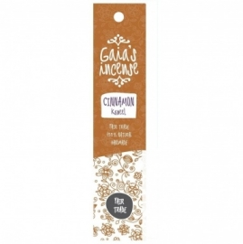 GAIA'S INCENSE FAIR TRADE -  CINNAMON