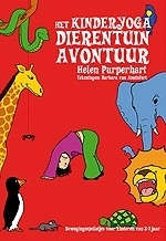 Helen Purperhart - Het Kinderyoga Dierentuin Avontuur