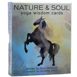 Nature & Soul - yoga wisdom cards - Alison DeNicola