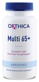 Multi 65+ - 60 softgels