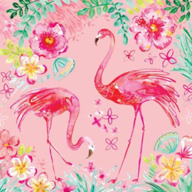 M1854 - Flamingo's