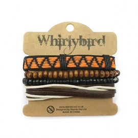 Whirly Bird Armband - S16