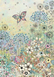 E036 Meadow Butterflies - BugArt
