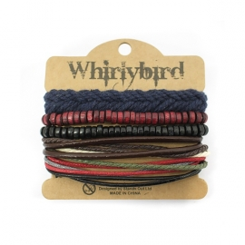 Whirly Bird Armband - S38