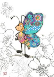G025 Bertie Butterfly - BugArt