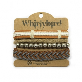 Whirly Bird Armband - S33