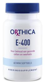 Vitamine E 400- 60 softgels