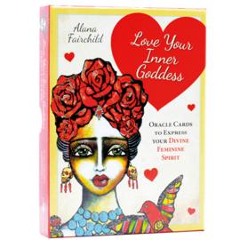 Love your inner Goddess - Alana Fairchild