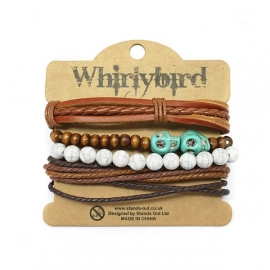 Whirly Bird Armband - S23
