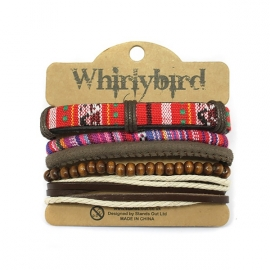 Whirly Bird Armband - S24