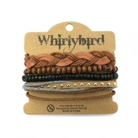 Whirly Bird Armband - S1