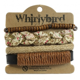 Whirly bird Armband - S80