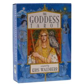 The Goddess Tarot Set - Kris Waldherr
