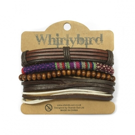 Whirly Bird Armband - S32