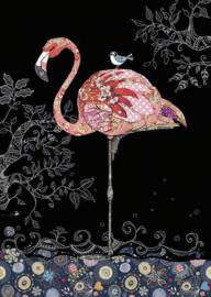 M143 Pink Flamingo - BugArt