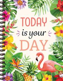 Today is your day notitieboek