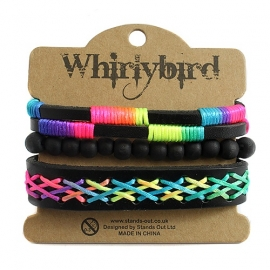 Whirly bird Armband - S110