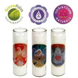 Geurkaarsen Engelen - SET van 3 kaarsen