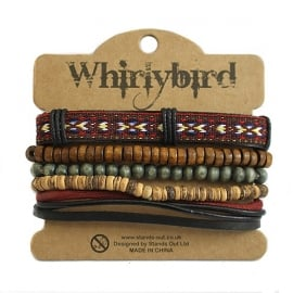 Whirly bird Armband - S66