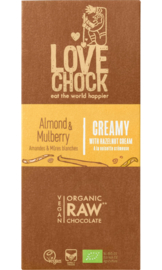 Love Chock - Almond & Mulberry