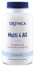 Multi 4 all - 90 tabletten