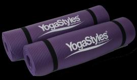 Yoga mat - Yoga Styles - EKO - NBR