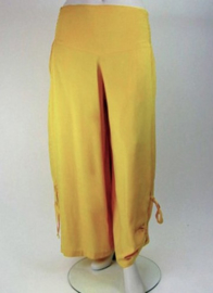 Zomerbroek yellow