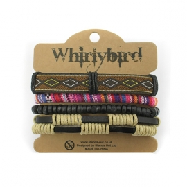 Whirly Bird Armband - S7