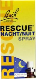 NACHT Bach  Rescue remedie - SPRAY - 7 ml