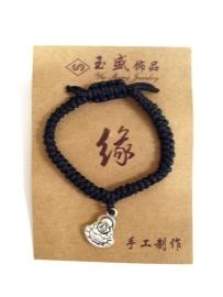 Geluks armband Buddha