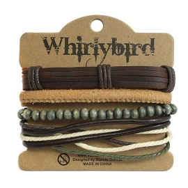 Whirly bird Armband - S77