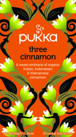 Three Cinnamon - Pukka thee