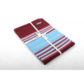 Yoga mat - Yoga Styles Mysore Paars-Blauw