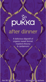 After Dinner - Pukka thee