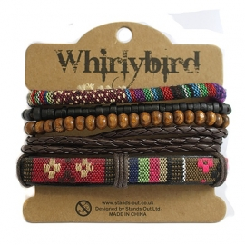 Whirly bird Armband - S64