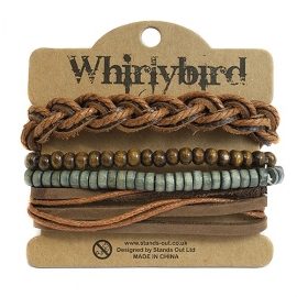 Whirly bird Armband - S92