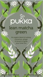 Lean Macha Green - Pukka thee
