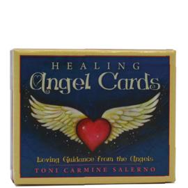 Healing Angel Cards - Toni Carmine Salerno