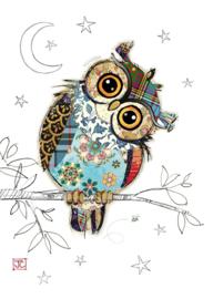 G023 Owen Owl - BugArt