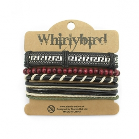 Whirly Bird Armband - S41