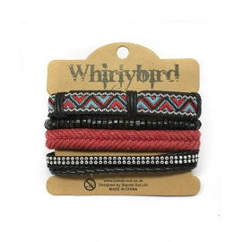 Whirly bird Armband - S47