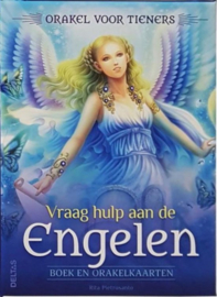 Vraag hulp aan de engelen - Orakelkaarten voor tieners